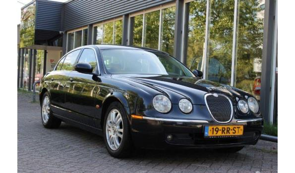 Jaguar S-type 2.7d Bj. 2005 Kenteken 19RRST