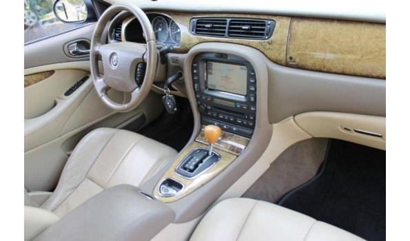 Jaguar S-type 2.7d Bj. 2005 Kenteken 11RNNG