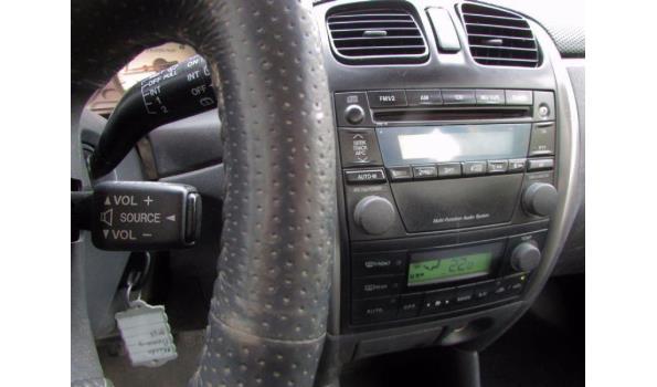 Mazda Premacy 2.0DiTD bj 2002 Kenteken 61BFPN