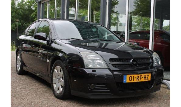 Opel Vectra 3.0- V6 Bj. 2005 Kenteken 01RFHZ