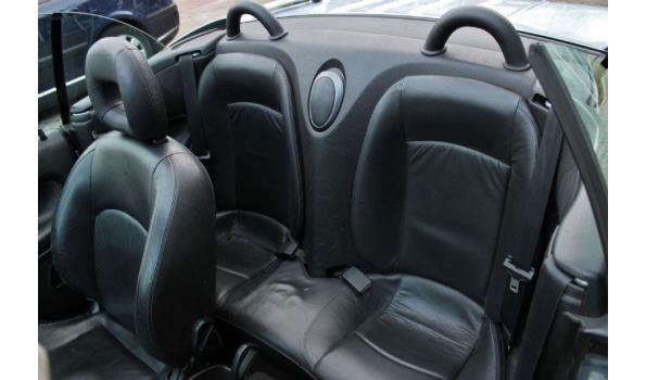 Peugeot 206 1.6- 16V bj 2002 Kenteken 69TGXX