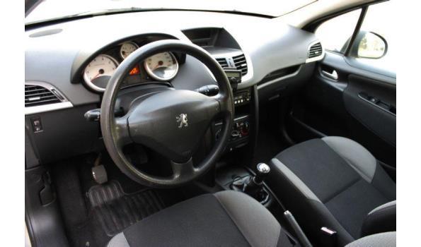 Peugeot 207 1.4 Vti Bj. 2008 Kenteken 65HGN2