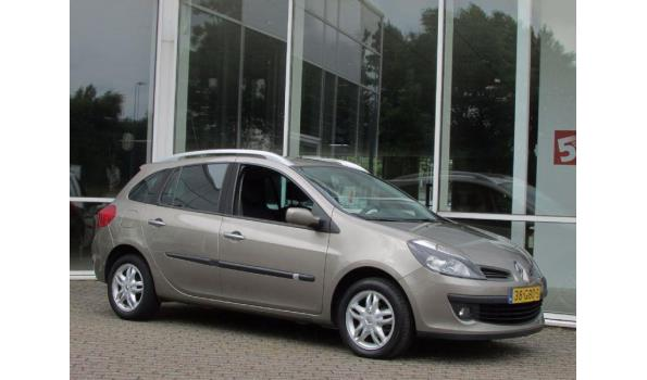 Renault Clio 1.2 TCE BJ. 2008 Kenteken 38GBD3