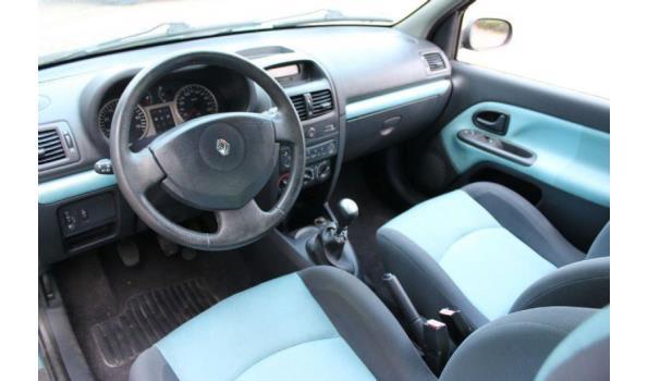 Renault Clio 1.4 16V Bj. 2002 Kenteken 46JDVR