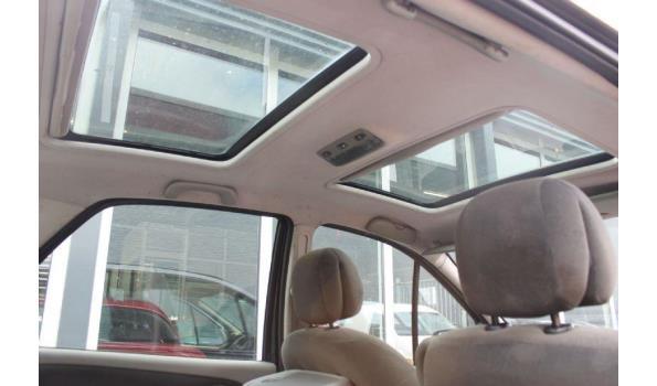Renault Megane 1.9dCi bj 2003 Kenteken 75LXDB