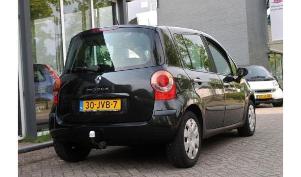 Renault Modus 1.5dCi Bj. 2005 Kenteken 30JVB7