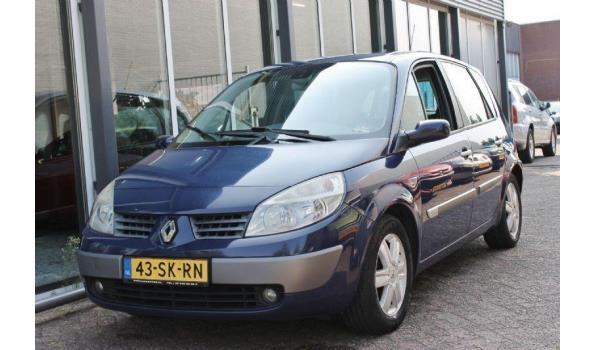 Renault Scenic 2.0- 16V Bj. 2006 Kenteken 43SKRN