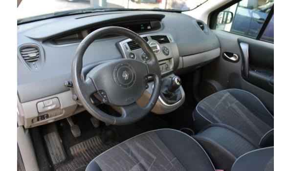 Renault Scenic 1.6- 16V Bj. 2004 Kenteken 03NXXS