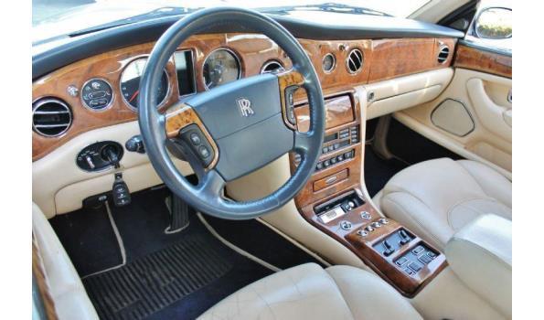 Rolls Royce Silver seraph 5.4 Bj. 1998 Kenteken 87JGBR