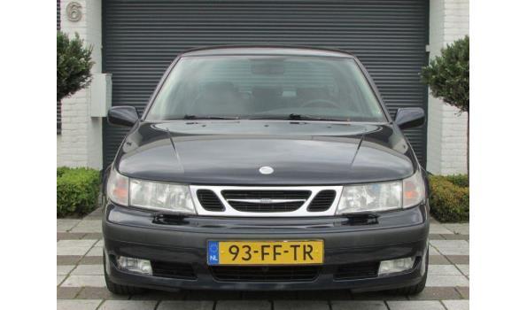 Saab 9-5 3.0- V6 Bj. 2000 Kenteken 93FFTR