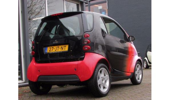 Smart Fortwo & Pulse Tip/ Aut bj 2002 Kenteken 27JTNT