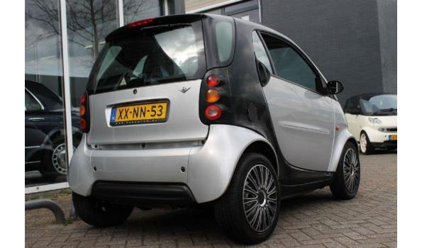 Smart Fortwo 0.6 Bj. 1999 Kenteken XXNN53