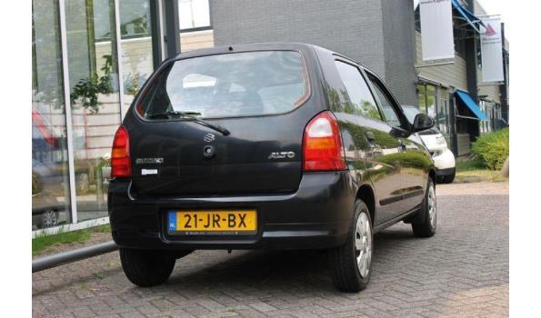 Suzuki Alto 1.1GLS Bj. 2002 Kenteken 21JRBX