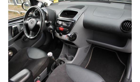 Toyota Aygo 1.0- 12V bj 2007 Kenteken 7TZB47