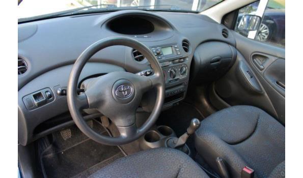 Toyota Yaris 1.0 Bj. 2003 Kenteken 38NLRG