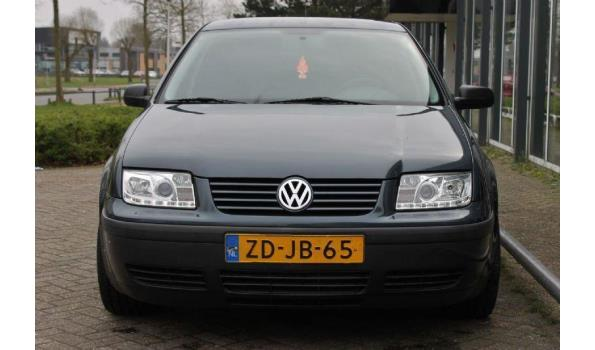 Volkswagen Bora 2.0 Bj. 1999 Kenteken ZDJB65