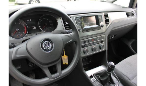 Volkswagen Golf Bj. 2016 Kenteken SN967Z