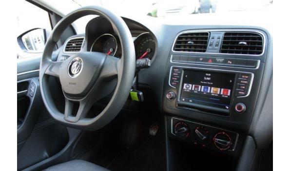 Volkswagen Polo 1.4tdi bj 2016 Kenteken TP618L