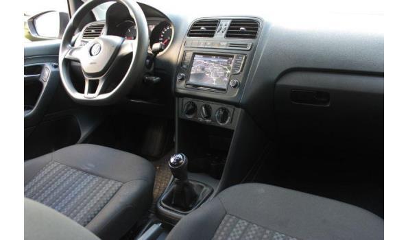 Volkswagen Polo 1.4tdi Bj. 2014 Kenteken TV123R