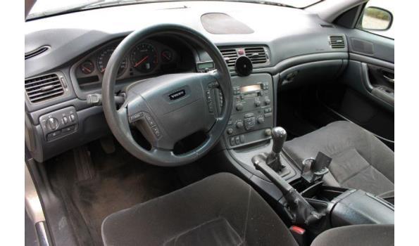 Volvo S80 2.4 103kW bj 2001 Kenteken 47GNTZ