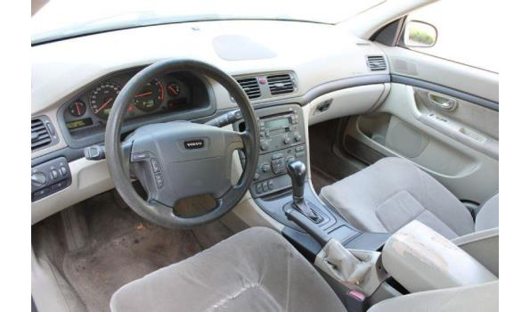 Volvo S80 2.9 Bj. 2000 Kenteken 96FVHF