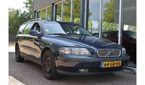 Volvo V70 2.4 Bj. 2000 Kenteken 64GBHS