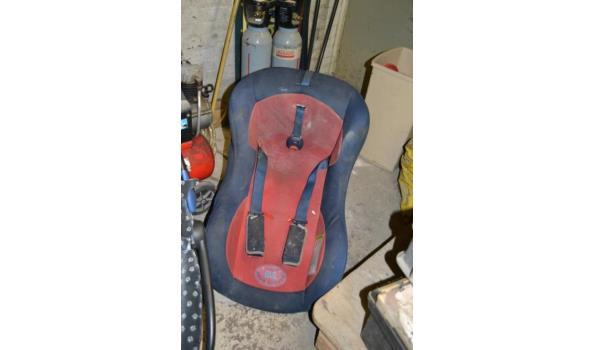 Autostoel en Maxi Cosi
