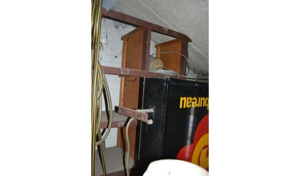 Uithangbord - 100x100x25 cm