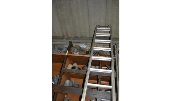 Altrex twee delige ladder