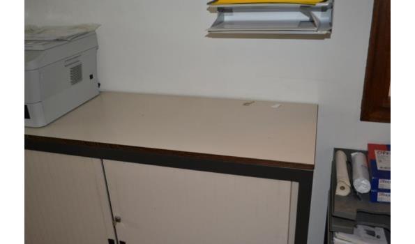 Archiefkast - 125x45x105 cm