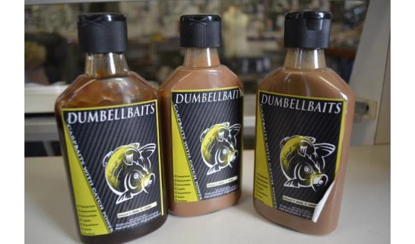 Dumbellbaits lokaas liquid - 3 stuks