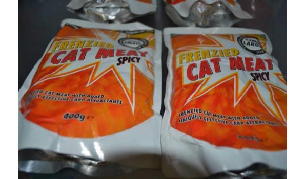 Frenzied cat meat - 5 zakken