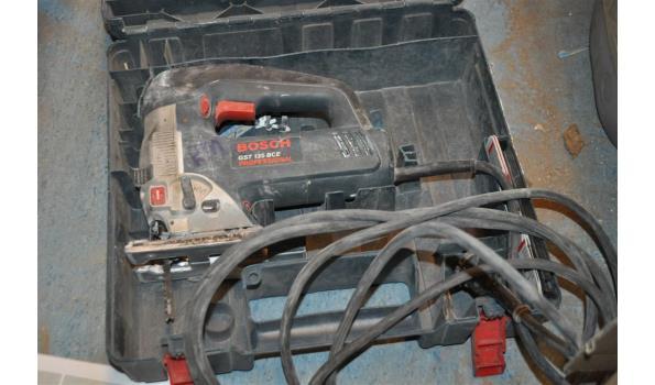 Bosch decoupeerzaag in koffer | ProVeiling.nl