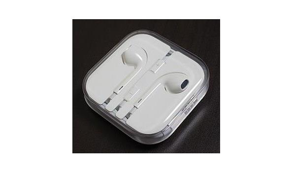Earbuds - Wit  (3.5mm jack)