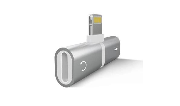 Iphone Splitter - Zilver