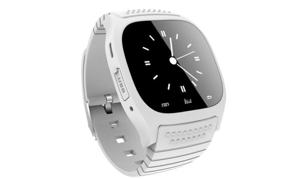 Smartwatch Bluetooth - Wit (m7)