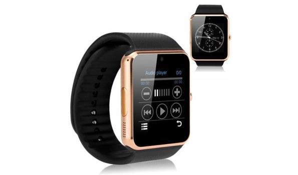 Smartwatch Sim - Goud (m2)
