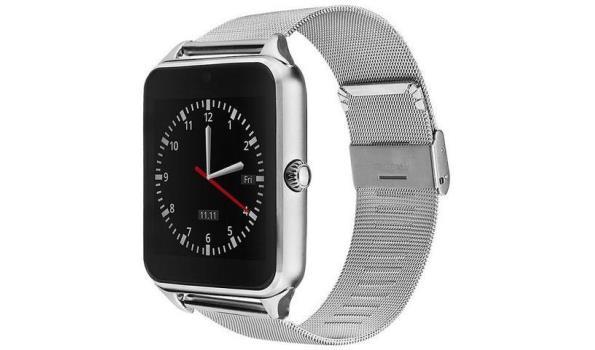 Smartwatch Luxe - Zilver