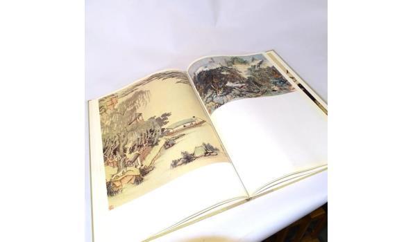 Boek Chinese schilderkunst