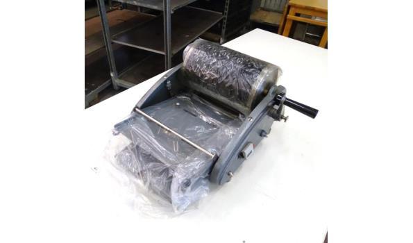 Vintage stencilmachine