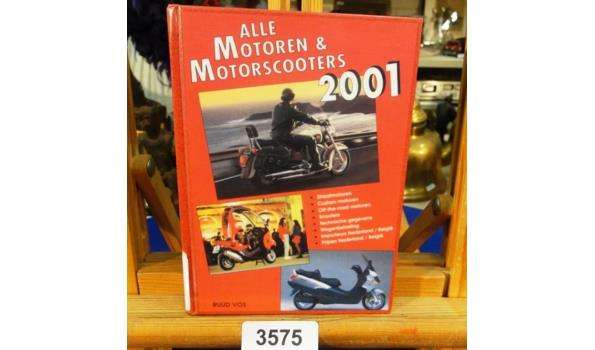Alle motors en motorscooters