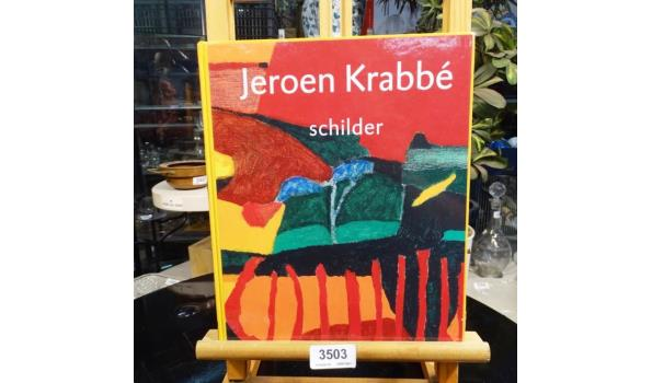 Jeroen Krabbé. Schilder
