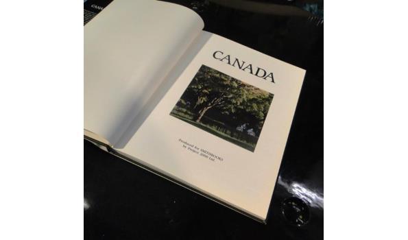 Canada, Engelstalig