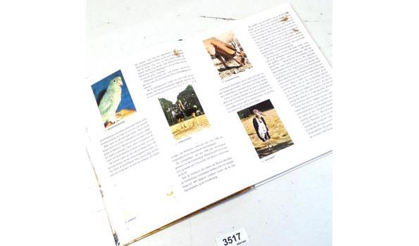 Plakplaatjesboek dierenwereld