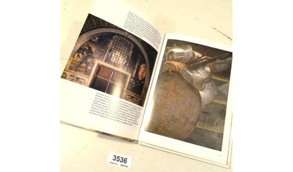 De stanze van Rafaël in Vaticaanstad