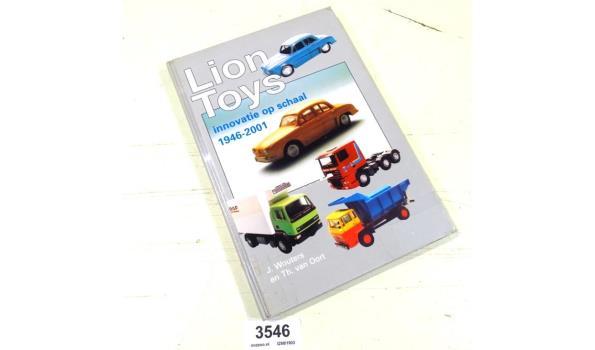 Lion Toys (1946-2001)