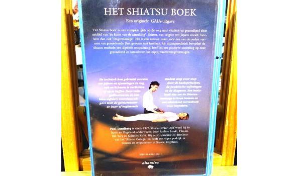 Het shiatsu boek