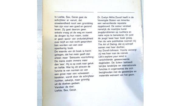 Liefde, seks , geluk (1969)