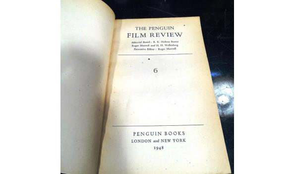 The Pinquin Film Review (1948)