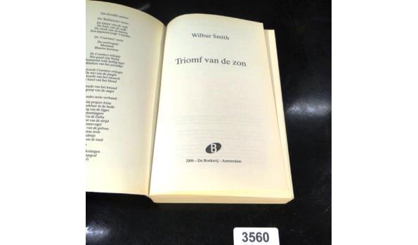 Wilbur Smith / Triompf van de Zon